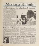 Montana Kaimin, May 11, 1988