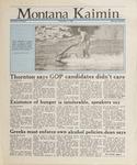 Montana Kaimin, May 13, 1988