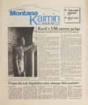 Montana Kaimin, June 2, 1988