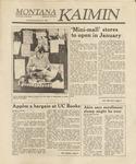 Montana Kaimin, September 22, 1988