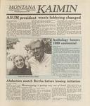 Montana Kaimin, September 28, 1988