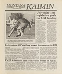 Montana Kaimin, October 4, 1988