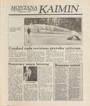 Montana Kaimin, October 6, 1988