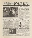 Montana Kaimin, October 7, 1988