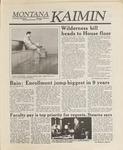 Montana Kaimin, October 19, 1988