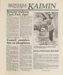 Montana Kaimin, October 25, 1988