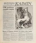 Montana Kaimin, October 28, 1988