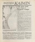 Montana Kaimin, November 18, 1988