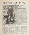 Montana Kaimin, November 29, 1988