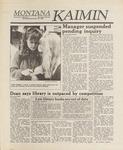 Montana Kaimin, November 30, 1988
