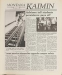 Montana Kaimin, January 13, 1989