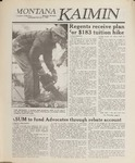 Montana Kaimin, February 8, 1989