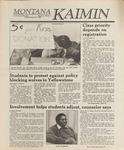 Montana Kaimin, February 10, 1989