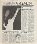 Montana Kaimin, February 15, 1989