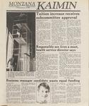 Montana Kaimin, February 16, 1989