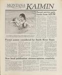 Montana Kaimin, February 23, 1989