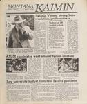 Montana Kaimin, February 24, 1989