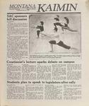 Montana Kaimin, February 28, 1989
