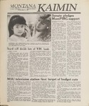 Montana Kaimin, March 9, 1989
