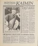 Montana Kaimin, March 10, 1989