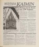 Montana Kaimin, April 4, 1989