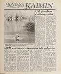Montana Kaimin, April 13, 1989