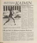 Montana Kaimin, April 14, 1989