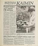 Montana Kaimin, May 4, 1989