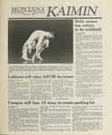 Montana Kaimin, May 5, 1989