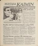 Montana Kaimin, June 2, 1989