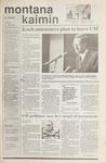 Montana Kaimin, October 11, 1989