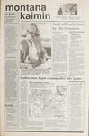 Montana Kaimin, October 19, 1989