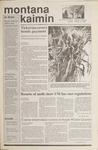 Montana Kaimin, October 24, 1989