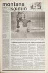 Montana Kaimin, October 26, 1989