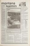Montana Kaimin, November 7, 1989