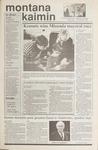 Montana Kaimin, November 8, 1989