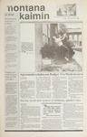 Montana Kaimin, November 10, 1989