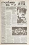 Montana Kaimin, November 14, 1989
