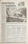Montana Kaimin, November 22, 1989