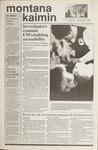 Montana Kaimin, November 29, 1989