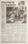 Montana Kaimin, November 30, 1989