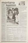 Montana Kaimin, January 5, 1990