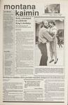 Montana Kaimin, January 12, 1990