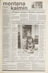 Montana Kaimin, January 17, 1990