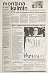 Montana Kaimin, January 23, 1990