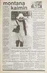 Montana Kaimin, January 30, 1990