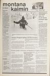 Montana Kaimin, February 9, 1990