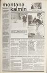 Montana Kaimin, February 14, 1990