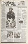 Montana Kaimin, February 22, 1990