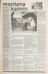 Montana Kaimin, February 23, 1990